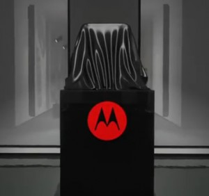 Motorola Tablet (no Android?!)