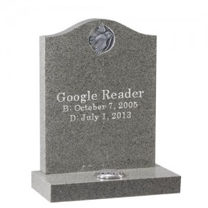 Google Reader chiude. Alternative?