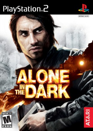 "Non rimanete ""Alone in the Dark"" col (not provided)"