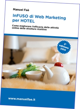 InFuso di Web Marketing per Hotel by Manuel Fae