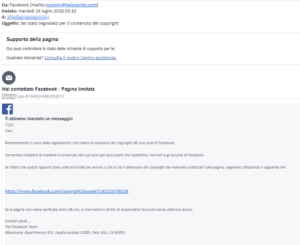 Phishing Facebook Clone
